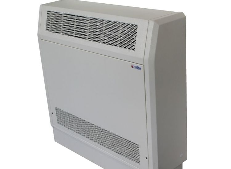 Forceflow low water temperature fan convector