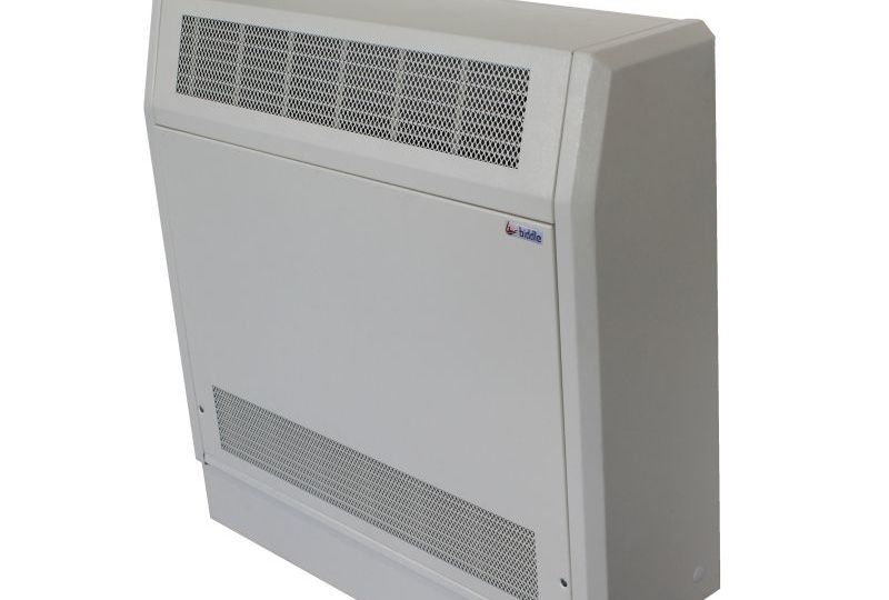 Forceflow fan convector