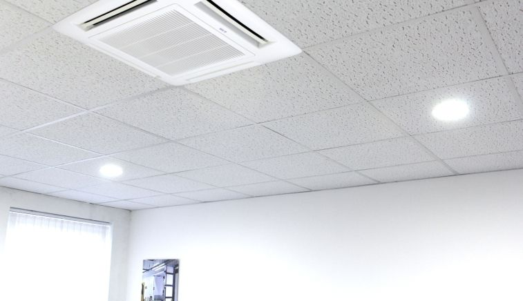 Cwc Chilled Water Cassette Fan Coil Ceiling Units Biddle